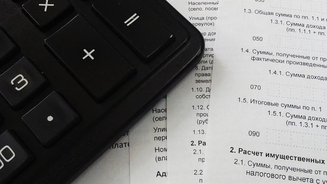 Помощь при заполнении 3-НДФЛ для получения имущественного вычета